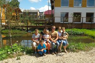 Семейный отдых на Селигере